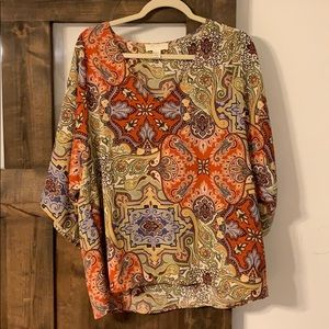 Colorful forever 21 top